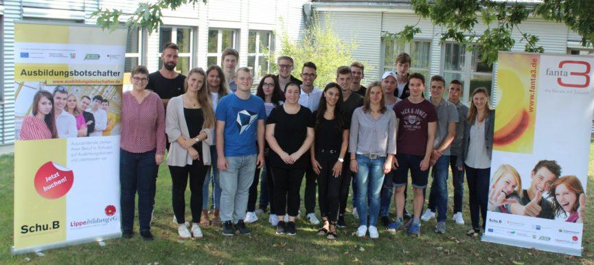Ausbildungsbotschafter in Lippe