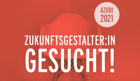 ZUKUNFTSGESTALTER:IN GESUCHT!